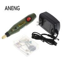 ANENG 110 220V Mini Electric Grinding Milling Polishing Drilling Cutting Engraving
