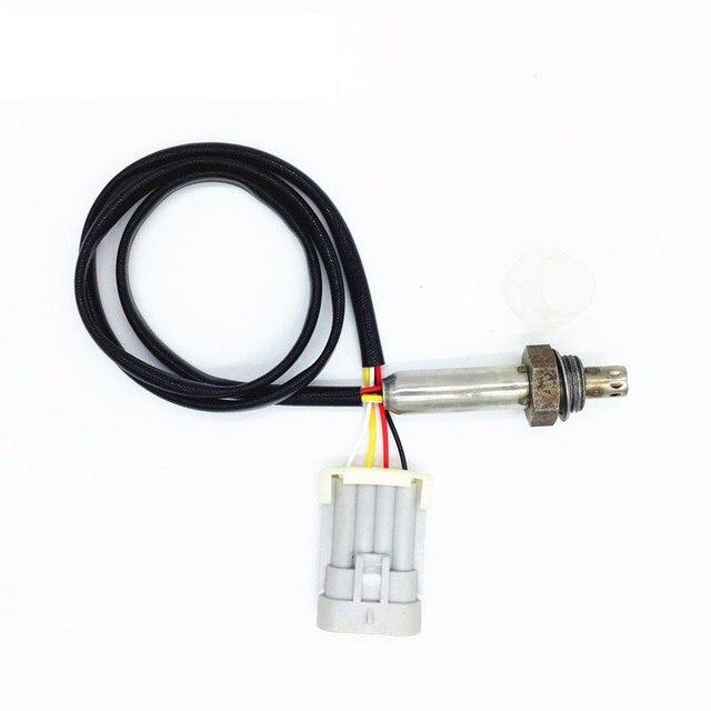 oe#: 5wk93201 universal 4 wire automotive oxygen sensor for opel