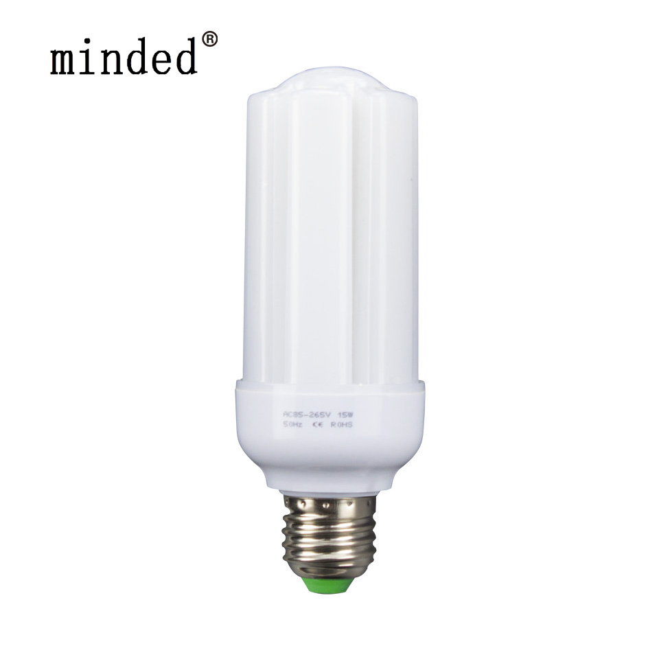 LED Corn Bulb SMD 2835 E27 Led Bulb 5W 10W 15W 20W 30W No Flicker Eye Protection LED Lamp Diffusion Aluminium PCB Material Light