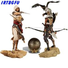Bayek Aya Assassin's Creed Origins Action Toy Figures Pvc Model Collection For Girls Kids Lover Children Best Birthday Gift