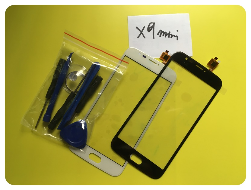 X9mini Sensor Replacement Parts For Doogee X9 Mini Outer Touch Screen Digitizer Panel Tools ; With Tracking Number