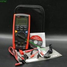 Профессиональные UNI-T UT71C Интеллектуальный ЖК-Цифровой Мультиметр AC DC Вольт Ампер Ом Емкость Temp Метр