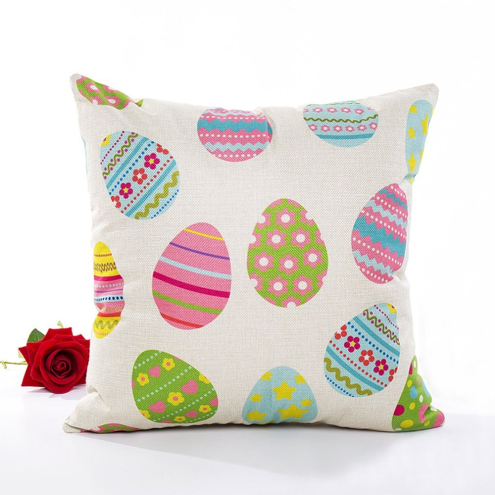 Solar Cells Bright Decorative Pillow Cushion Case Color Fruit Pineapple Pillowcase 17.5 Inch Cotton Linen Chair Seat Throw Pillow Cover P1072