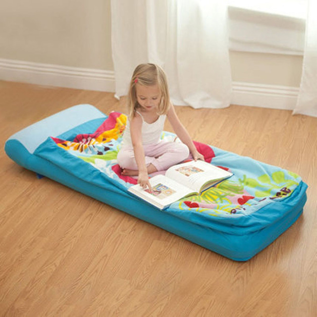 INTEX 66802 64*152*20CM Children's Single Air Mattress Air Bed