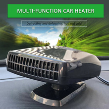 12v Car Heater Automotive Interior Accessories Portable Electric Double Use Cold Warm Air Windshield Defroster Gl