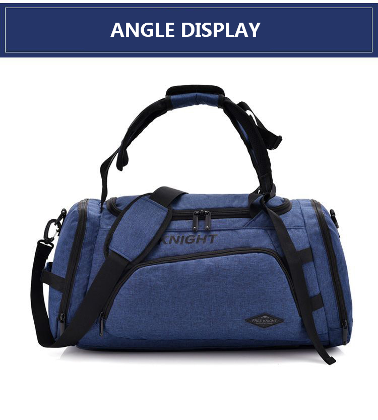 50e3927fe6 2019 Gym Bag Multifunction Men Fitness Bags Woman Yoga Sports Bags ...
