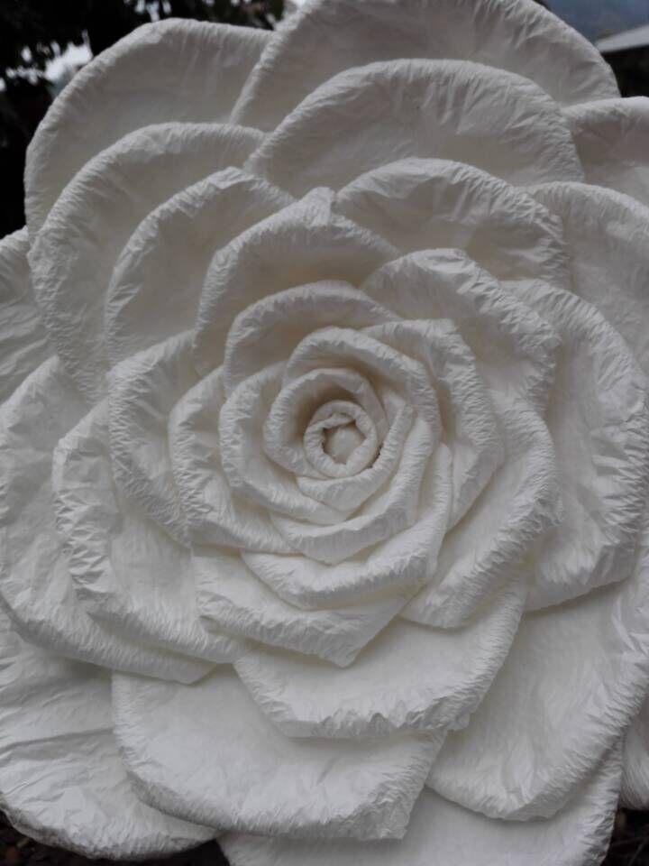 20 cm Diy Μεγάλη διακόσμηση γάμου Μεγάλα - Προϊόντα για τις διακοπές και τα κόμματα - Φωτογραφία 3