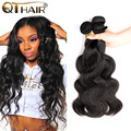 7A Unprocesseed Brazilian Virgin Hair Body Wave 3Bundles Brazilian Body Wave Unprocessed Brazilian Hair Weave Bundles Hman Hair