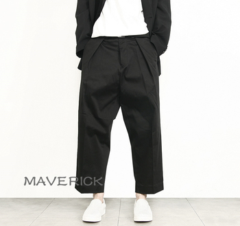 27-44!!spring and summer  new style is loose old daddy pants stereo wide leg 9 minutes pants are recreational western pants