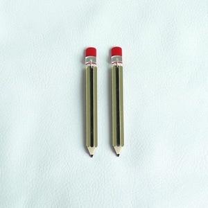 Эффектные акриловые серьги-подвески в форме карандаша, забавные модные большие акриловые серьги с кисточками для женщин, вечерние ювелирны...