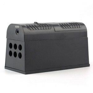 Image 3 - Trampa eléctrica para ratas con enchufe para UE/EE. UU., ratones, roedores, adaptador de voltaje de choque eléctrico Mana Kiore, uso doméstico