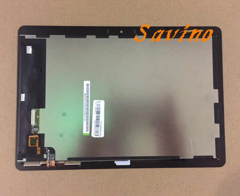 For Huawei MediaPad T3 10  AGS-W09  LCD Display Matrix with Touch Screen Digitizer Sensor Assembly 10 1 lcd screen for huawei mediapad 10 fhd s10 101 s10 101u s10 101w lcd display