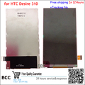 Original 100% Test ok For HTC Desire 310 310E 310W New LCD Display Panel Screen Replacement Part Free Shipping+Free Tracking No.