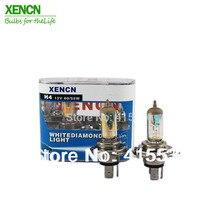 XENCN H4 P43t 12V 60/55W белый Алмазный светильник для автомобиля красочный головной светильник s Emark Замена апгрейд галогеновая лампа для парковки