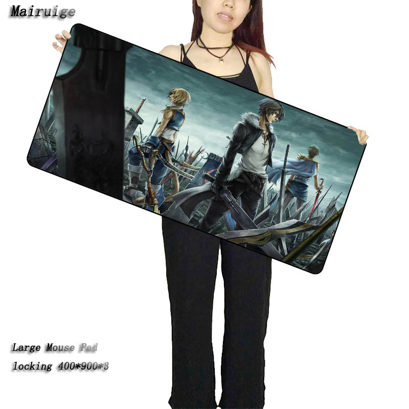 Mairuige Final Fantasy Professional Gaming Mouse Pad