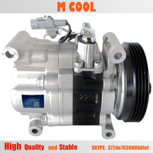 Freeshipping Auto AC Compressor For Suzuki Swift 1.6L 9520063JA0 9520063JA1 95201-63JA1  95201-63JA0 V08A1AA4AG