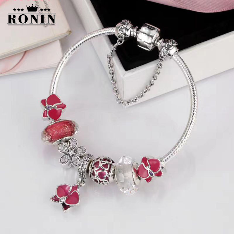 RONIN 100 % 925 Sterling Silver Original Copy High Quality 1:1 Love Bracelet Has Logo Free Mail Manufacturer WholesaleRONIN 100 % 925 Sterling Silver Original Copy High Quality 1:1 Love Bracelet Has Logo Free Mail Manufacturer Wholesale
