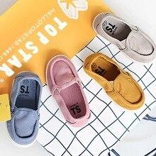 Bbk coréia ts primavera outono crianças lona shoes meninos pedal shoes lavagem do bebê das crianças pequenas sapatilhas crianças casual shoes 1-8 A *