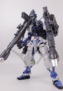 Image 5 - COMIC CLUB IN STOCK in stock Nillson pg 1/60 Gundam seed Astray BLU Telaio con Cannone azione di montaggio figura giocattolo
