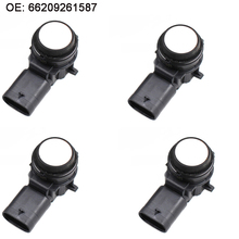 4pcs PDC Parking Radar Sensor 66209261587 9261587 0263013515 Park Assist For BMW F20 F21 F22 F23 F30 F31 F34 F32 F33 F36