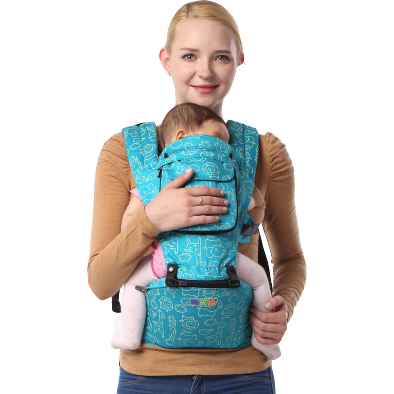 Brand new hipseat for newborn and prevent o-type carry style loading bear 20Kg Ergonomic baby carriers kid sling new infant backpack hip seat newborn prevent o type legs 4 in 1 carry style loading bear 20kg ergonomic baby carriers kid sling