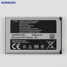 SAMSUNG Original Replacement Battery AB463651BC For Samsung J800 S3650 S7070 S5608 S3370 L700 W559 S5628 C3222 B3410 F339 960mAh samsung original replacement battery ab463651bu for samsung w559 s5620i s5630c s5560c c3510 f339 j800 genuine battery 960mah