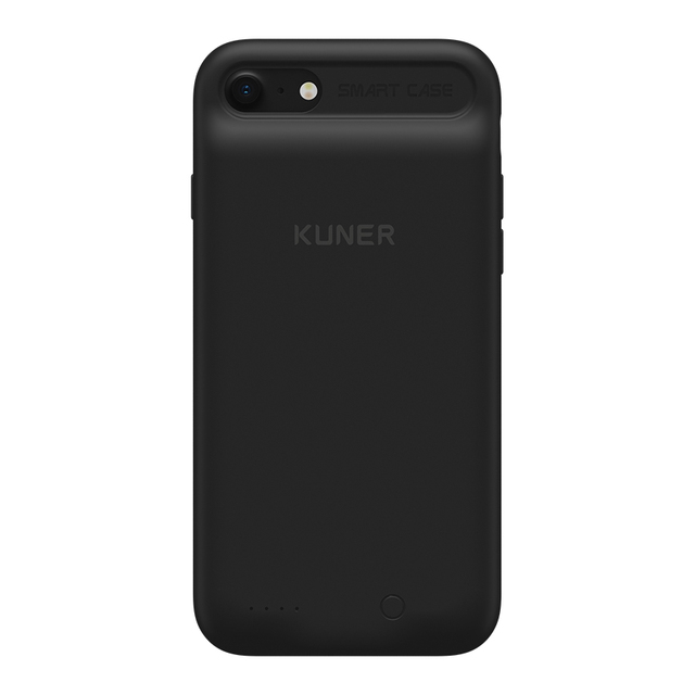 Power Bank For Apple iPhone 7  Battery Backup Case Kuke kuner Original Slim 2400mAh Ultra Thin Storage Extended max 256GB