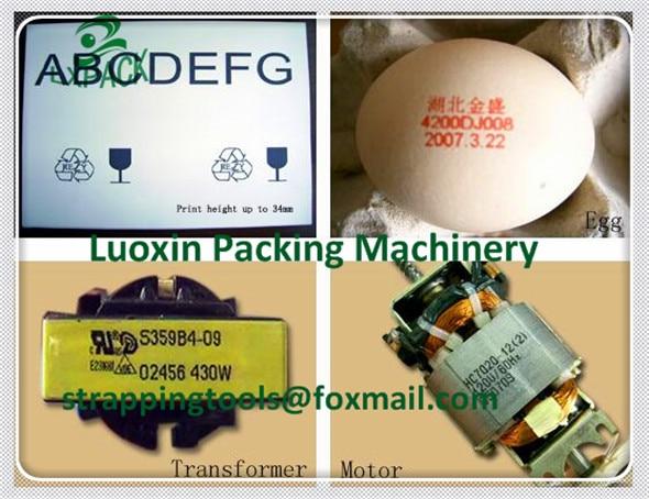 LX-PACK legalacsonyabb gyári árú automatikus tintasugaras - Elektromos szerszám kiegészítők - Fénykép 6