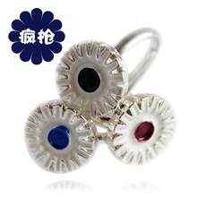 Fashion New Arrival Cute Sunflowers Ring Adjustable R381(China)