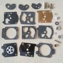Карбюратор Carb Ремонтный комплект прокладка диафрагмы для Walbro WA WT SeriesCarby K10-WAT