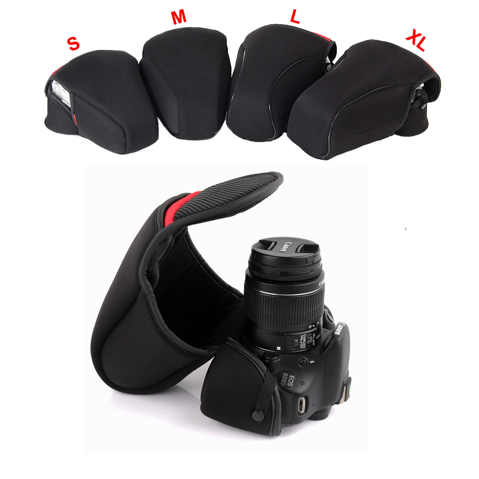 DSLR Kamera Innere Weiche Tasche Fall Für Nikon D40 D7500 D7200 D7100 D7000 D3400 D3200 D3300 D5100 D5600 D5500 D5300 d5200 D90 D700