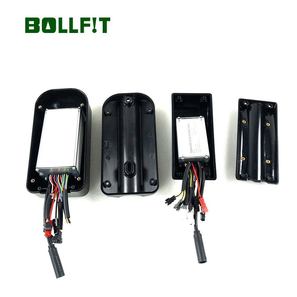 Bollfit Electric Bicycle Parts Controller Box Bag Inside For 6/9/12 Mosfets Controller For 14A 22A  Controller Accessories