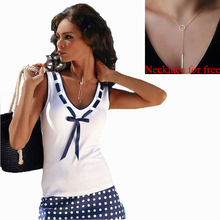 blouse shirt top cat New Brand Plus Size Female Tops Women Blouses Womens Casual Sexy white bow Blusas necklace as gift set sale