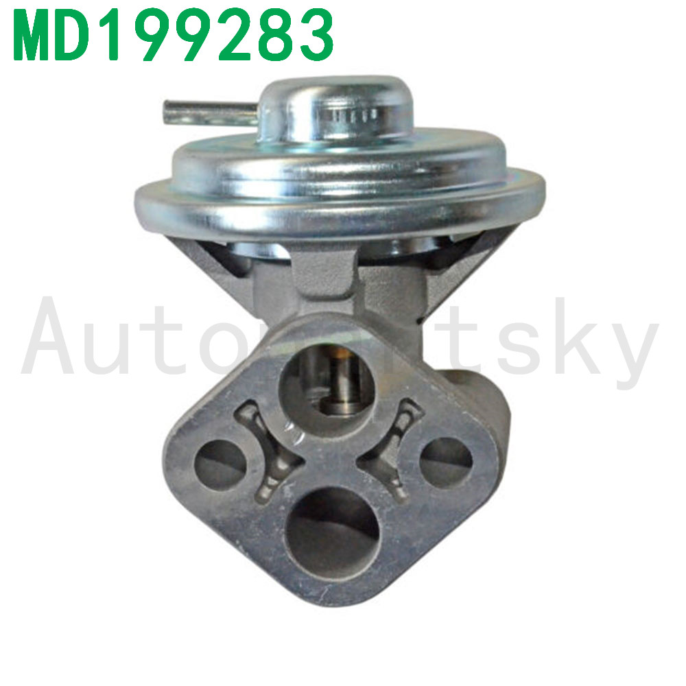 MD199283 High Quality EGR Valve Tested For Mitsubishi Eclipse Galant Montero 3000GT Diamante EGV894 K5T58980|Exhaust Gas Recirculation Valve| |  - title=