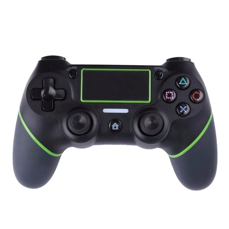 Wireless Bluetooth Game Controller Touch Screen Gamepads Console Pad For Playstation 4Wireless Bluetooth Game Controller Touch Screen Gamepads Console Pad For Playstation 4