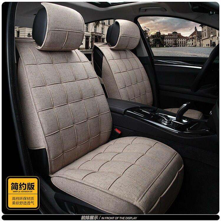 auto linen cushion set car for Renault Laguna Scenic Megane Velsatis Louts LAND-ROVER Freelander Range Rover Discovery defender