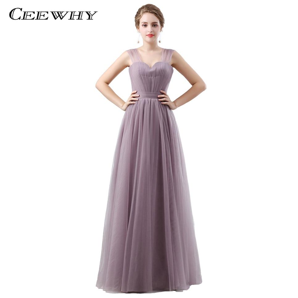 CEEWHY Sweetheart Vestidos Dama de Honor Wedding Party Dress Elegant ...