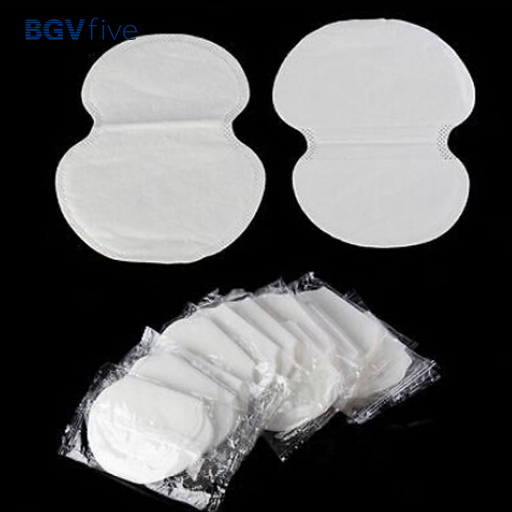 100PCS/200PCS Summer Deodorants Cotton Pads Underarm Dress Clothing Armpit Care Sweat Scent Perspiration Pad