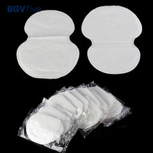 100PCS/200PCS Summer Deodorants Cotton Pads Underarm Dress Clothing Armpit Care Sweat Scent Perspiration Pad