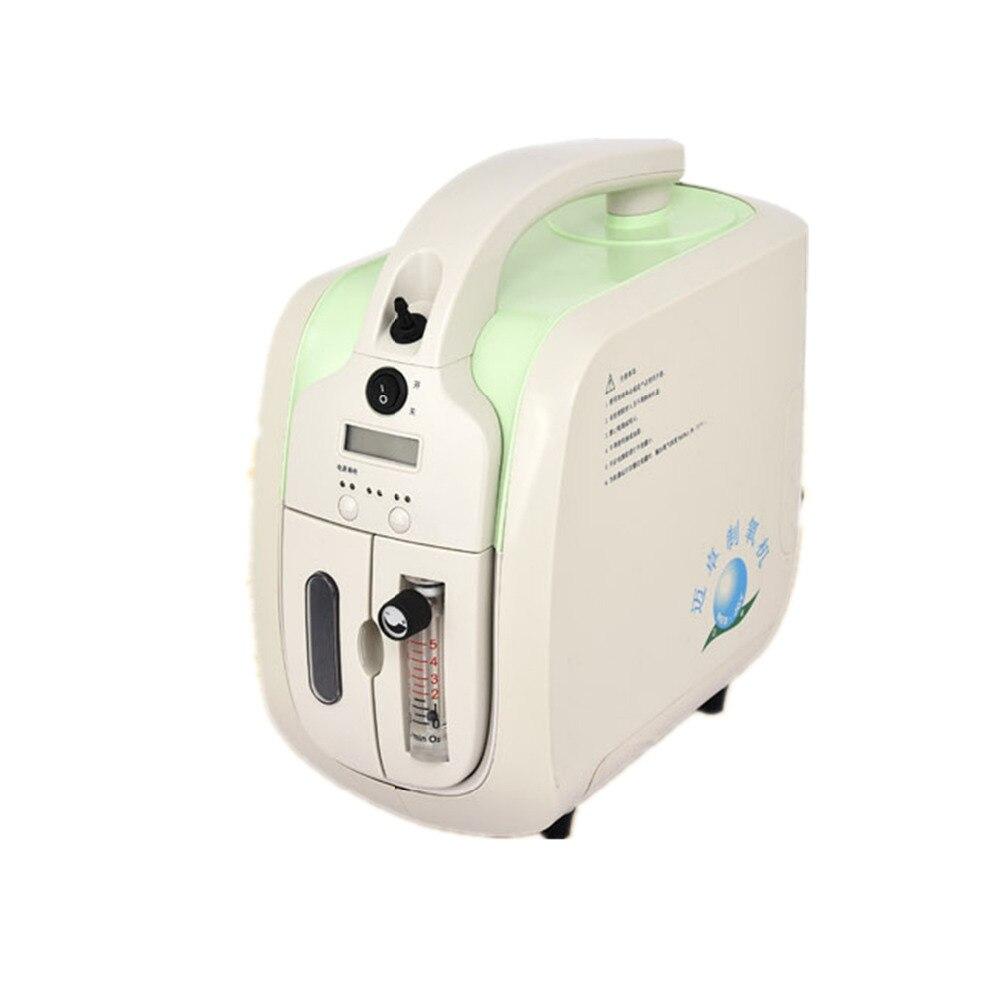 COXTOD 5L Purificateur D'air Accueil portable concentrateur d'oxygène générateur machines de purification de L'air concentrateurs d'oxygène générateurs