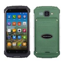 """Terra V9 + più Quad Core MTK6580 Android 5.0 512 MB di RAM 8 GB di ROM 2G 3G wcdma GPS 5.0 """"Dello Schermo di UN GPS sottile esterno robusto Smart Phone"""