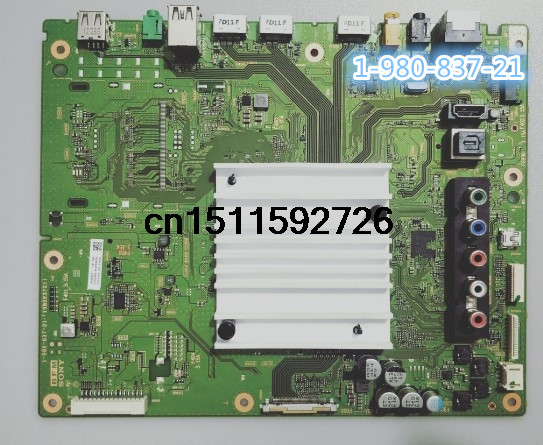 Kd-55x7000d Motherboard 1-980-837-21 Screen Ys6s550cng01b To Ensure Smooth Transmission Home Appliance Parts