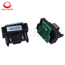 CT350462 Smart Chip 4350 Laser Printer cartridge chip Reset for Xerox DocuPrint C4350 Toner