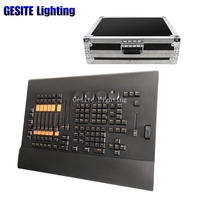 DMX Console on PC Ma Stage Lighting Console Grandma commend wing
