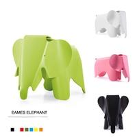 Современные детские стул в форме слона