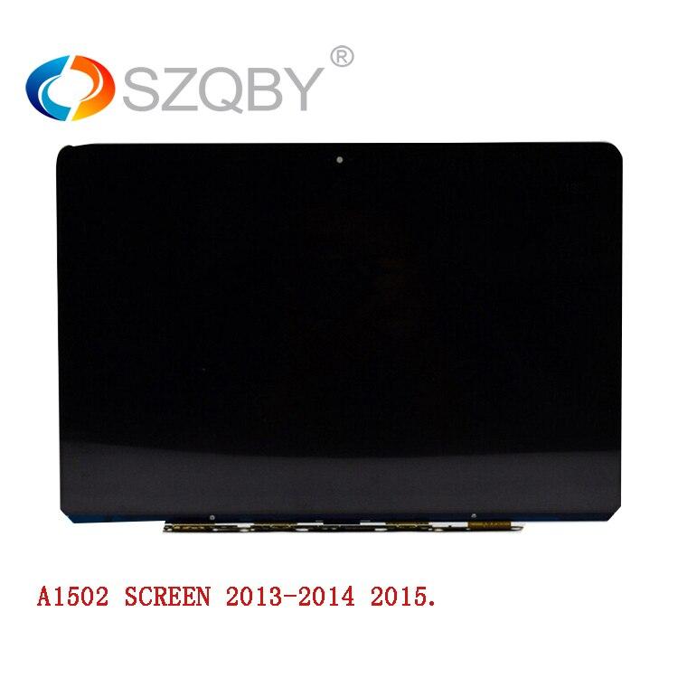 Ноутбук 100% новый A1502 ЖК-экран 13' для Macbook Pro retina 2013 2014 2015