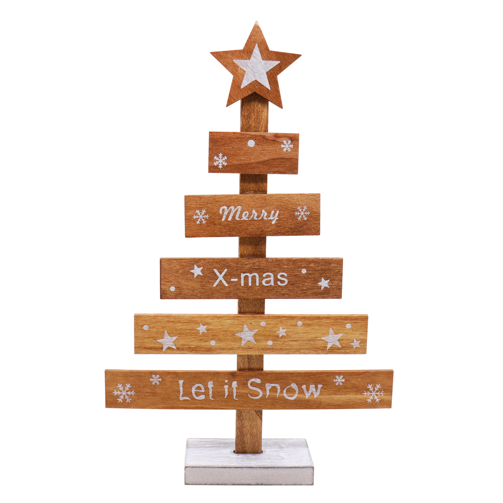 Us 7 98 20 Off Diy Creative Wooden Christmas Tree Ornaments Office Home Bedroom Desktop Decoration Xmas Gift In Trees From Home Garden On