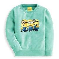 2016 Autumn Children S Clothes Boys T Shirts Long Sleeve Cotton Thin Baby Boy T Shirt