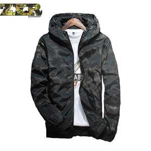 1ddd6f53b zuoxiangru Autumn Men Bomber Coat Windbreaker Jacket