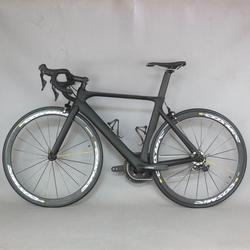 Completa del Carbonio Della Bicicletta Ciclismo BICICLETTA Bici Da Strada SHIMAN R7000 Bicicleta con MAVIC Cosmic Elite S700c